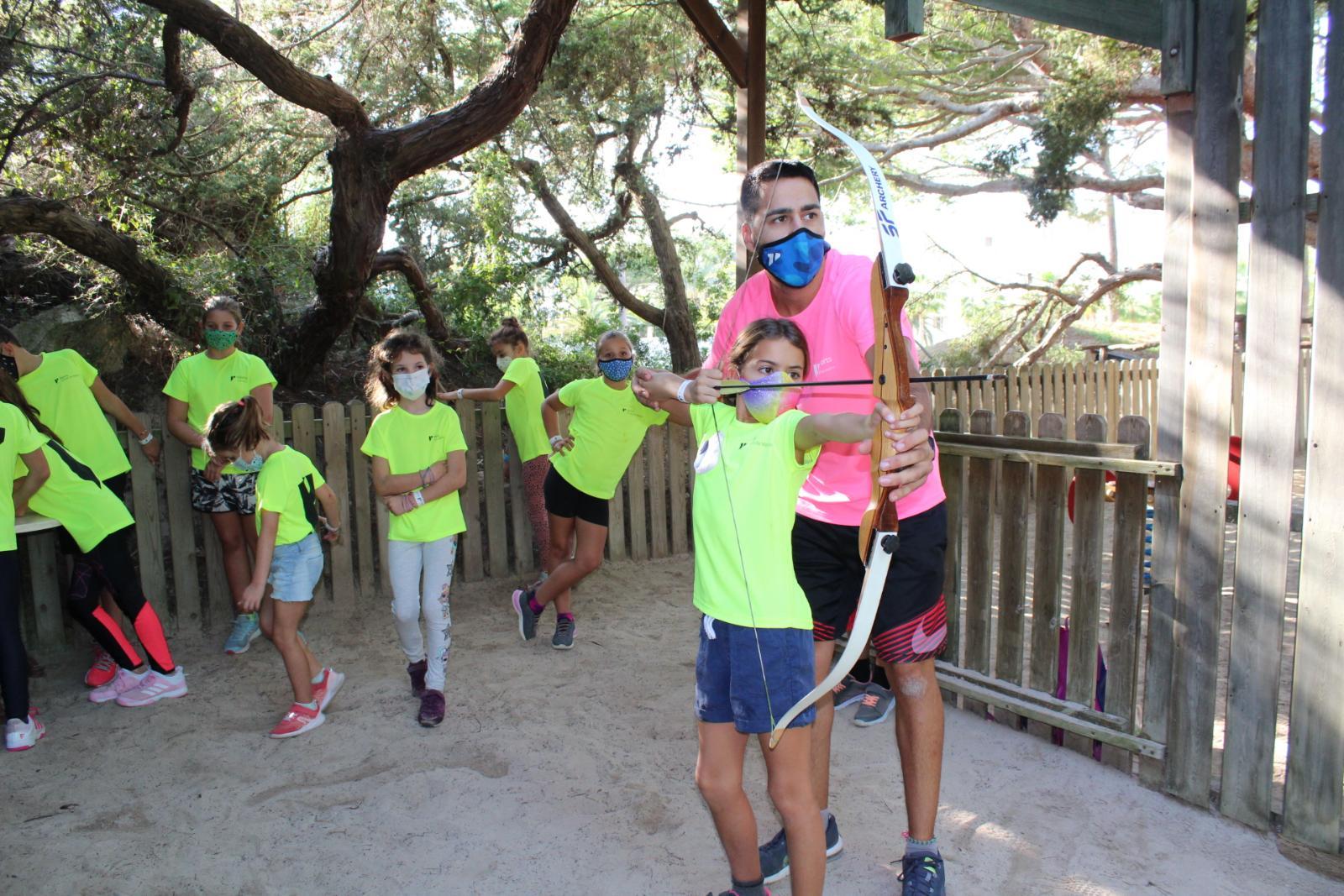 Más de 1.000 personas han hecho deporte en familia de manera segura gracias al Consell de Mallorca